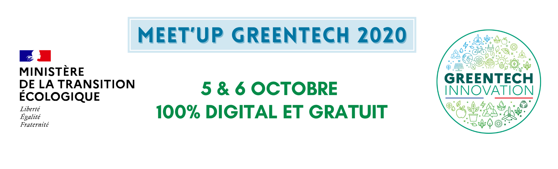 Meet'Up greentech 2020